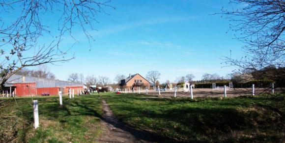 Hof Fehrmoor Bremerhaven Springplatz